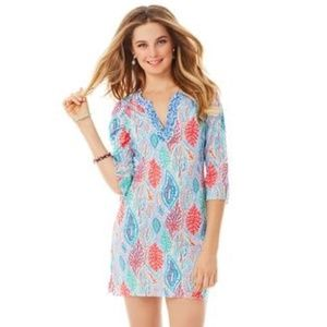 NWT, **Lilly Pulitzer** , Courtney Tunic Dress. XS
